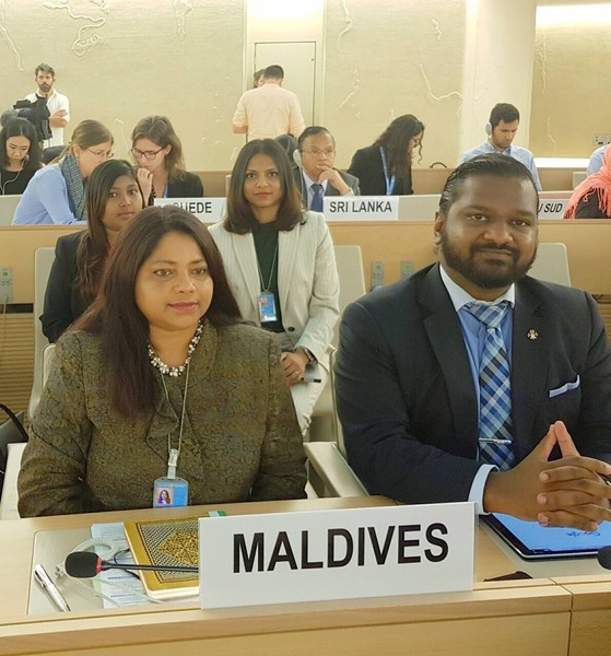 39th Session of the Human Rights Council begins, Maldives de ... Image 1