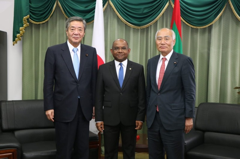 Special Envoy of Prime Minister of Japan calls on Foreign Mi ... Image 1