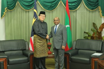 New Non-Resident Ambassador of Malaysia calls on Minister Sh ... Image 1