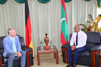 Ambassador of Germany calls on Foreign Minister Image 1