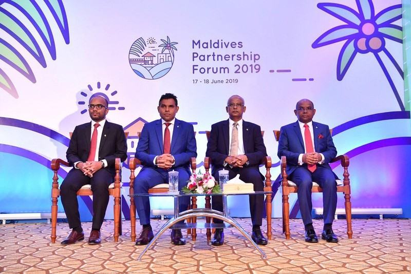 Maldives Getting Ready to Host Partnership Forum 2019 Image 1