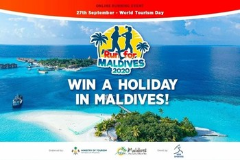 Win A Holiday! Run for Maldives! Registration Opens for the  ... Image 1